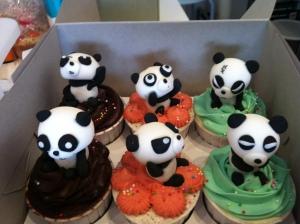 Funky Pandas