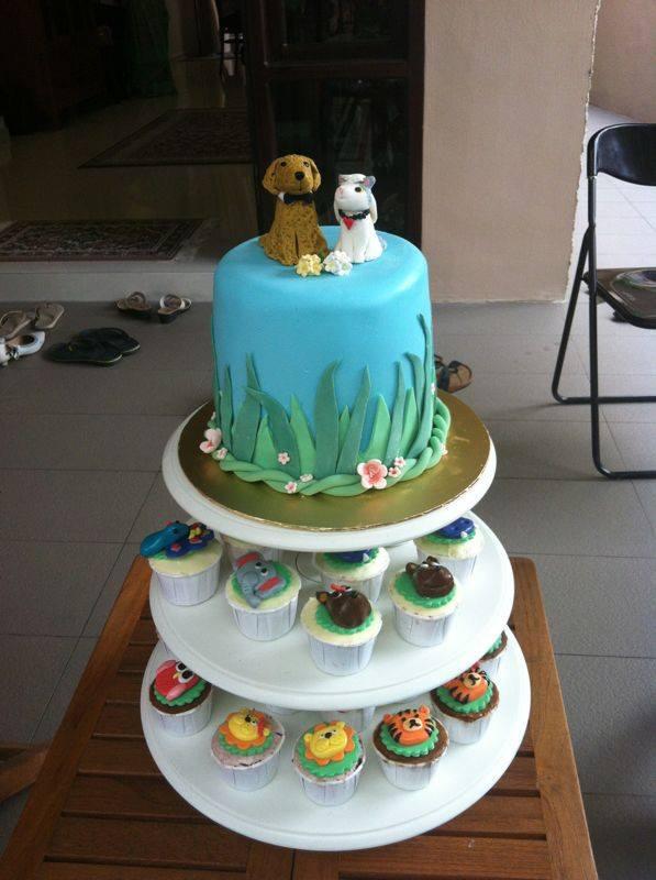 Wedding Cakes My Fat Lady Cakes Amp Bakes